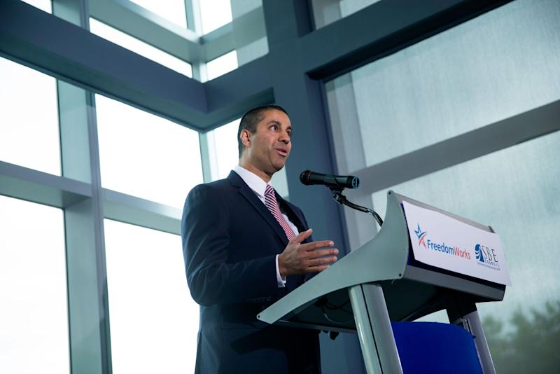 Trump's New FCC Chair Wants to Make the Internet Worse By Rolling Back Net Neutrality Protections