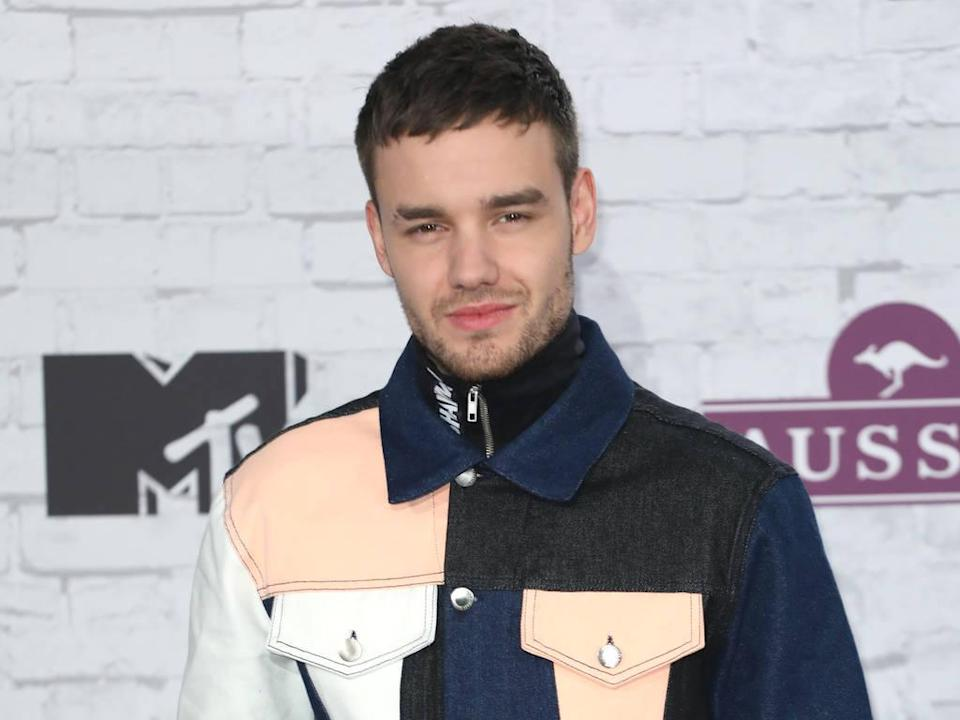 Liam has opened up about his mental health battle. Copyright: [Rex]