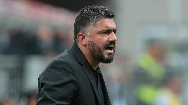 "Gennaro Gattuso praised his players after their 5-1 win over Fiorentina but called for ""a bit of malice"" about them next season."