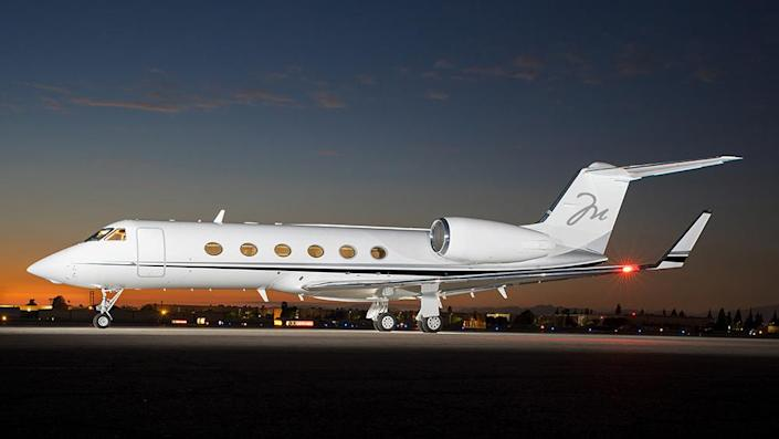 Guests will be flown to the resort from anywhere in the US aboard a luxe private jet. - Credit: JetEdge