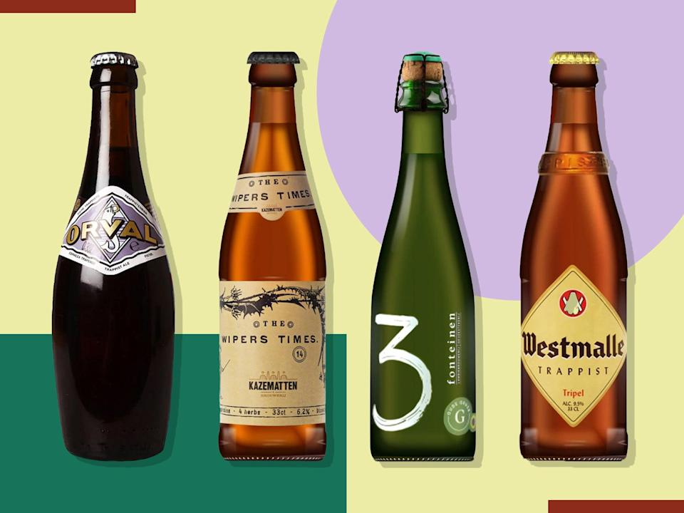 <p>We tested pilsners, lip-puckering sours, hoppy IPAs, ruby ales and wheat beers</p> (iStock/TheIndependent )