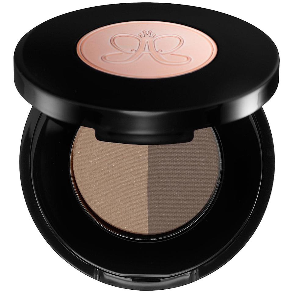 <p>The special thing about this top-rated <span>Anastasia Beverly Hills Brow Powder Duo</span> ($23) is that each compact includes two shades so you can truly customize your color for a natural effect with lightweight, smudge-proof powders.</p>