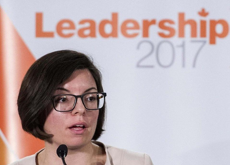 Canadian MP Niki Ashton of the NDP is supporting a campaign to free Huawei executive Meng Wanzhou. Photo: AP