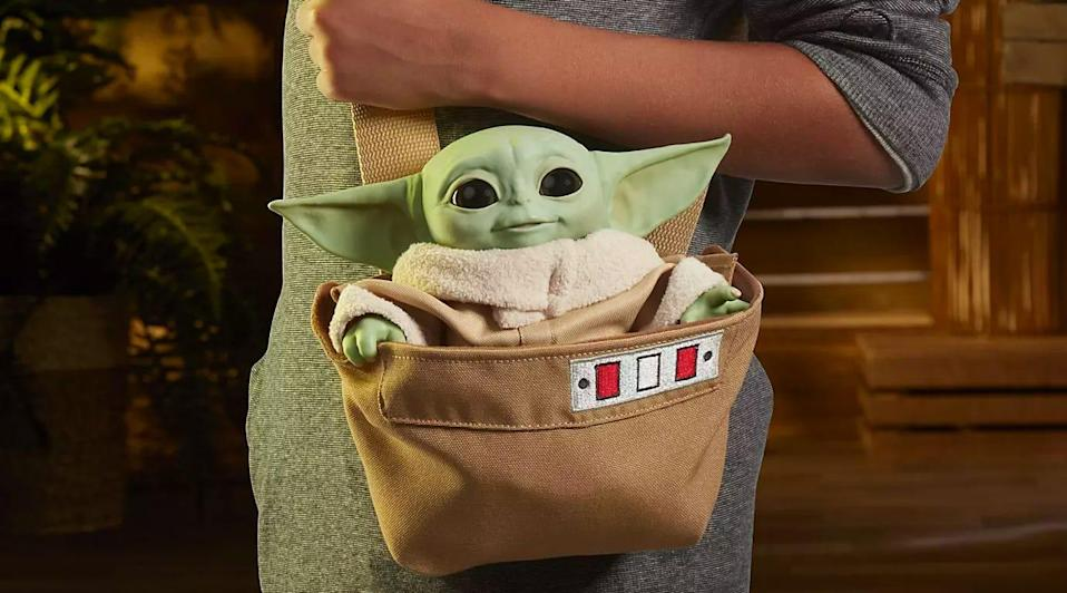 Get Baby Yoda—and other great toys—at the Disney Store's Black Friday sale