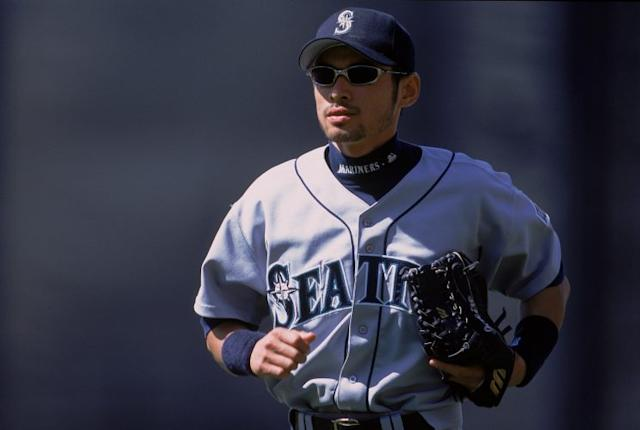 Ichiro Suzuki made an impact in the majors immediately. (Getty Images/Harry How)