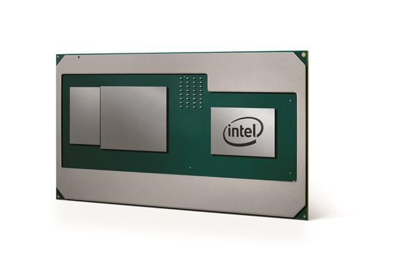 Intel-AMD multiprocessor package.