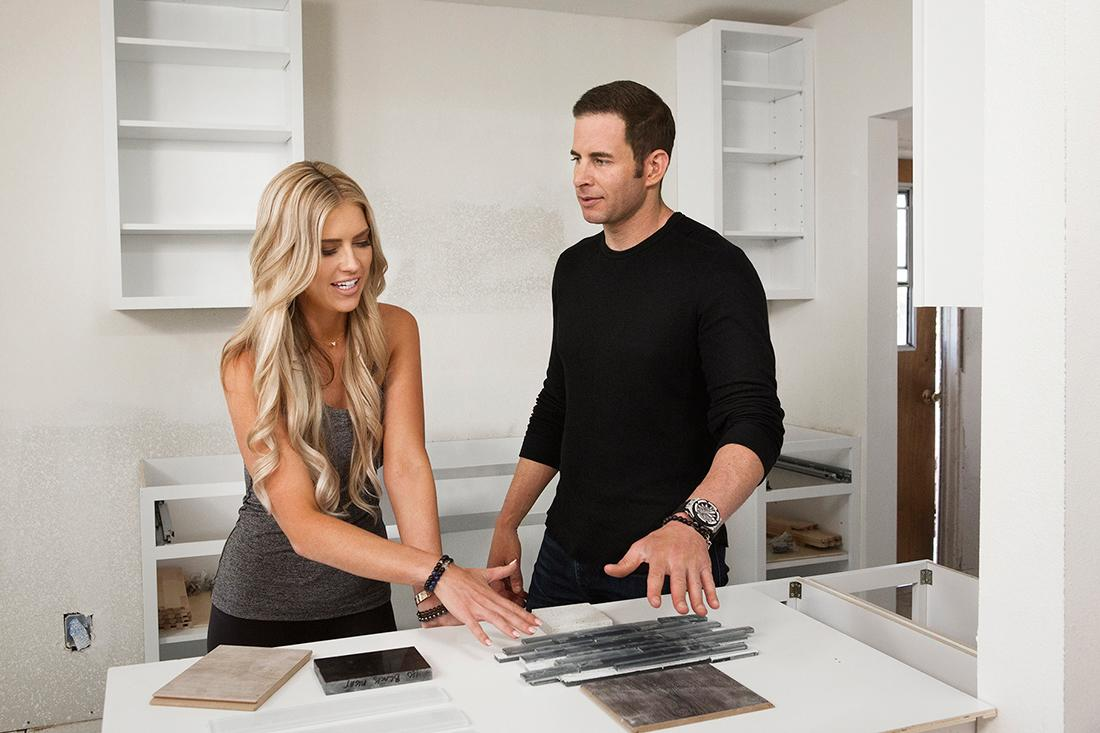 House-flippers turned exes Christina and Tarek el Moussa return to HGTV's