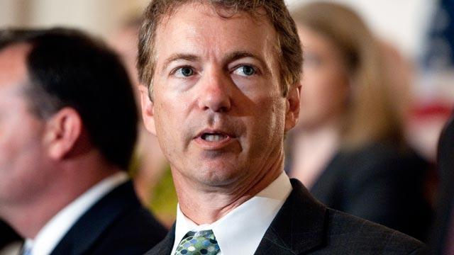 Rand Paul in Pat-Down Standoff With TSA in Nashville