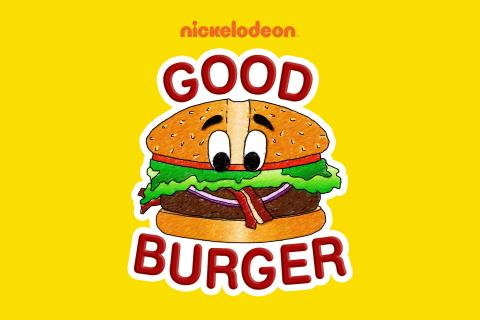 Nickelodeon Orders Up All That-Inspired Good Burger Pop-up with Team Behind Viral Saved by The Max