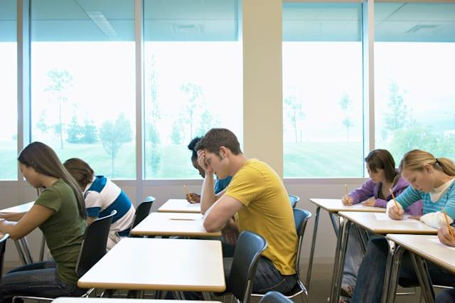 Exams may not be the key to a high salary