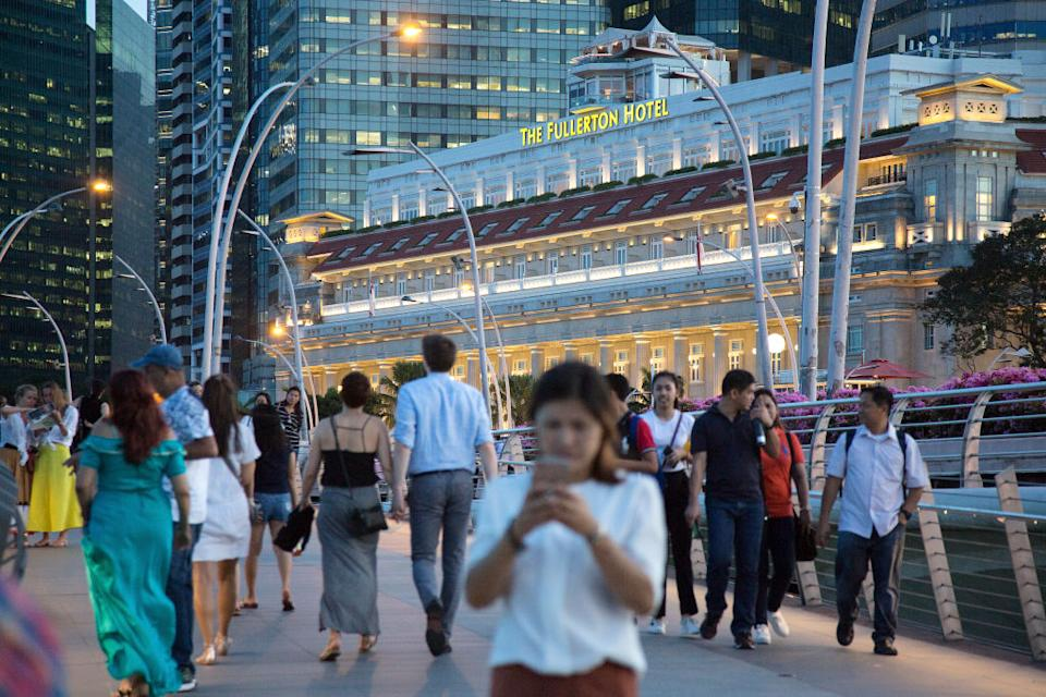 Aussies could soon be able to enjoy quarantine-free travel to Singapore. Source: Getty