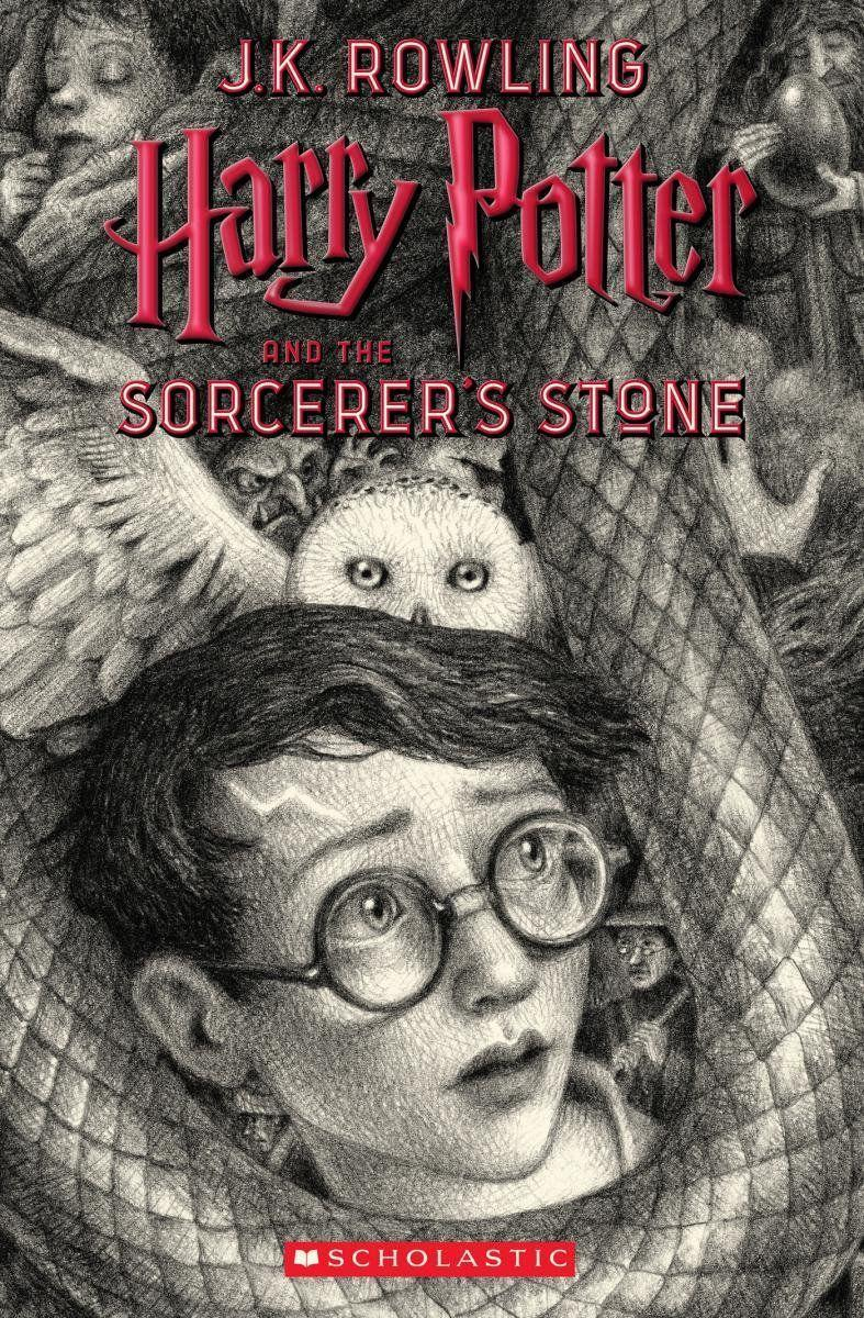 """<p><strong>J.K. Rowling</strong></p><p>amazon.com</p><p><strong>$5.86</strong></p><p><a href=""""https://www.amazon.com/dp/133829914X?tag=syn-yahoo-20&ascsubtag=%5Bartid%7C10055.g.22749180%5Bsrc%7Cyahoo-us"""" rel=""""nofollow noopener"""" target=""""_blank"""" data-ylk=""""slk:Shop Now"""" class=""""link rapid-noclick-resp"""">Shop Now</a></p><p>It's been 20 years since we first met the boy who lived, but the adventures of Harry and friends Hogwarts still resonate with teens today. Relieve the experience by reading along with your kids, right from the book that started it all. </p><p><strong>RELATED: </strong><a href=""""https://www.goodhousekeeping.com/life/entertainment/g3273/best-childrens-books/"""" rel=""""nofollow noopener"""" target=""""_blank"""" data-ylk=""""slk:The 40 Children's Books That Belong in Every Family Library"""" class=""""link rapid-noclick-resp"""">The 40 Children's Books That Belong in Every Family Library </a></p>"""