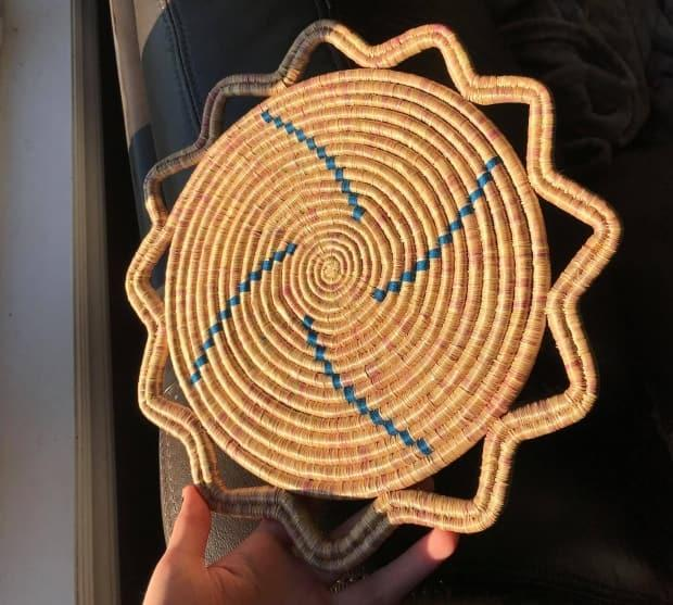 Much of today's grasswork focuses on smaller or decorative objects, but was traditionally used to make large baskets and other household items.