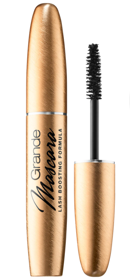 Grande Cosmetics helps restore lashes with natural waxes and peptides to condition lashes.