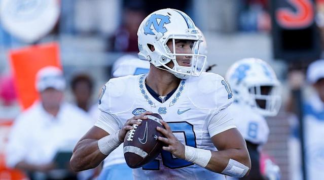 How a flight scare helped turn Mitchell Trubisky into a Tar Heel