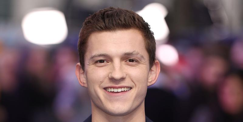When Actor Tom Holland was helped by a beggar!