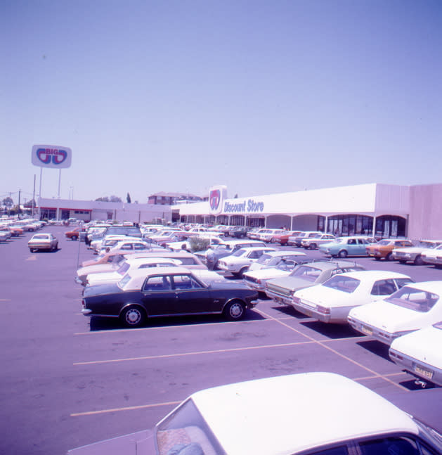 The 'w' in Big W stands for Woolworths. Photo: Big W (supplied).