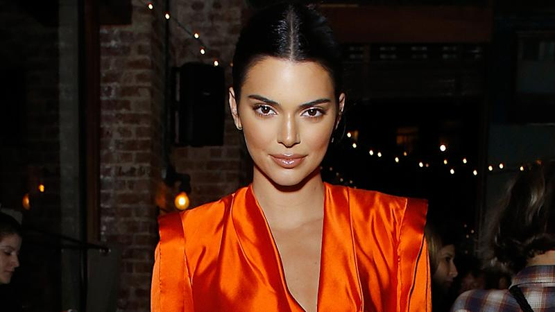 These Photos From Kendall Jenner's Halloween-Birthday Bash Are Too Spooky For Words
