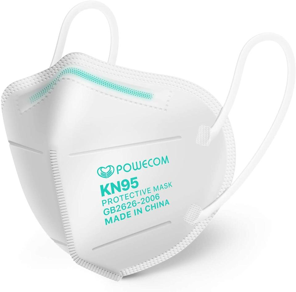 This mask is authorized for use by the FDA. (Photo: Amazon)