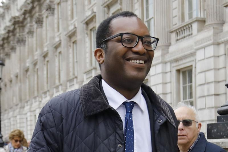 Brexit Minister Kwasi Kwarteng has downplayed the Whitehall dossier on no-deal Brexit (AFP/Getty Images)