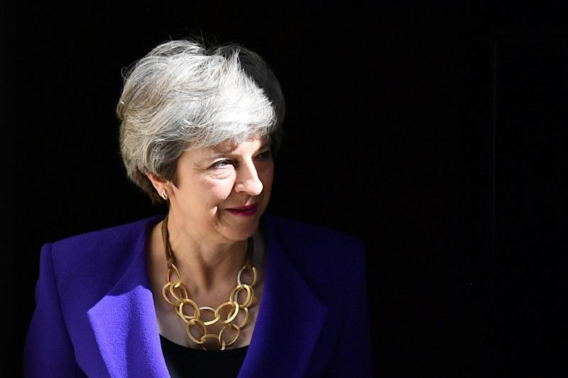 Prime Minister Theresa May's Conservatives lost control of several local authorities