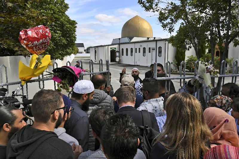 New Zealand came to a standstill on Friday to mark one week since the massacre (AFP Photo/WILLIAM WEST)