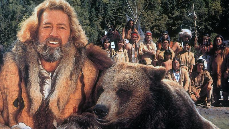 grizzly adams music