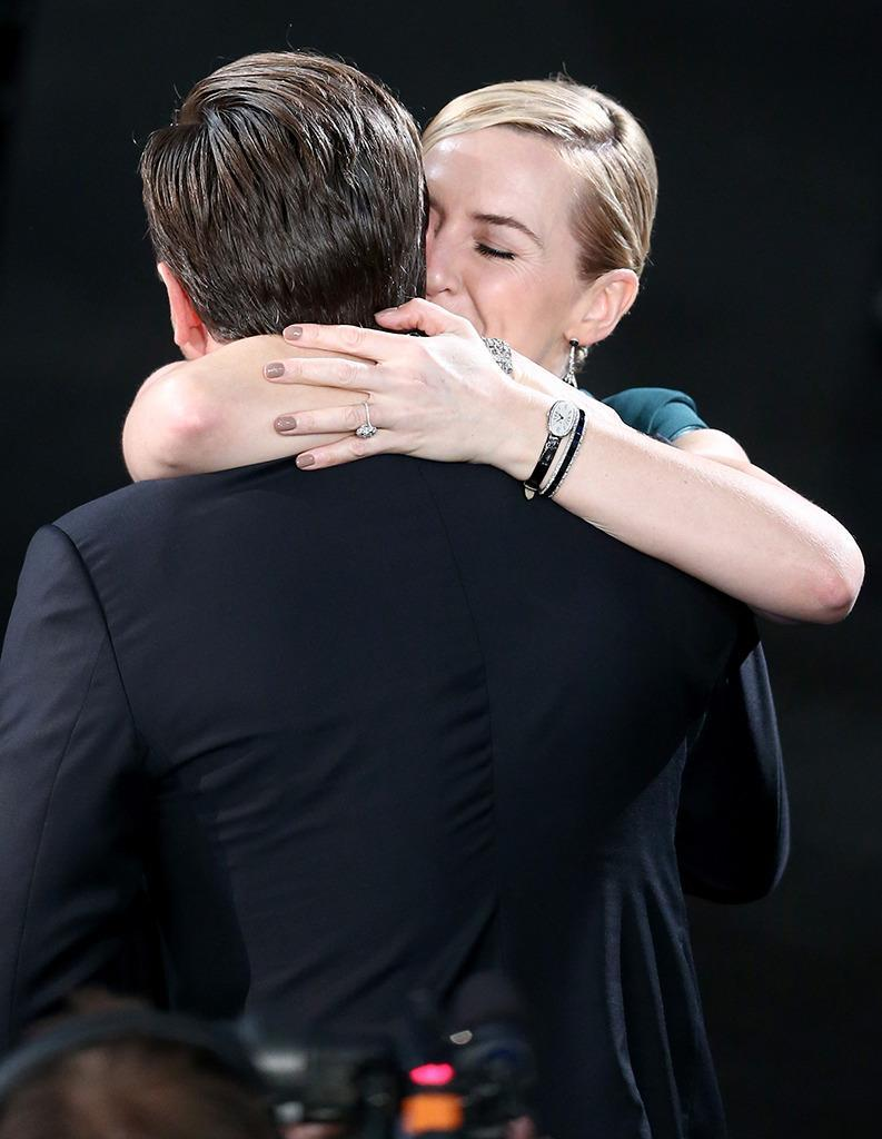 <p>Jack and Rose forever! (Photo: Christopher Polk/Getty Images)</p>