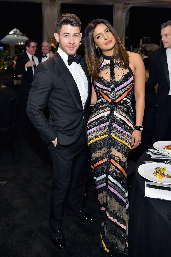 <p>The newlyweds spend an evening together at the 2019 Learning Lab Ventures Gala in Beverly Hills.</p>