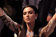 <p>Starting her career as a model, Monica Belucci<span> moved into acting in the early 90s. You may know her as the star of <em>The Matrix Reloaded</em>, <em>Enter the Matrix</em> or T<em>he Matrix Revolutions</em> - all the Matrix films that aren't <em>The Matrix</em>, basically - or for making rather patronising headlines as 'the oldest ever Bond girl' in 2015's <em>Spectre</em>. But perhaps her most interesting work known by English audiences was as a rape victim in Gaspar Noé's extremely controversial <em>Irréversible</em>.</span></p>
