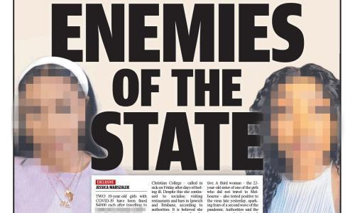 ABC drawn into row over naming Brisbane women accused of Covid-19 quarantine deception