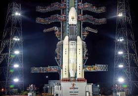 Chandrayaan-2 successfully enters moon's lunar orbit