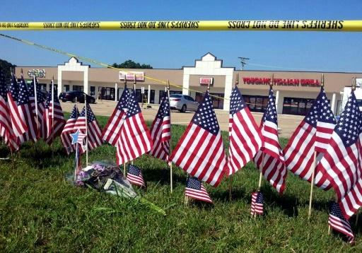 Wounded US sailor dies from injuries in Chattanooga shooting
