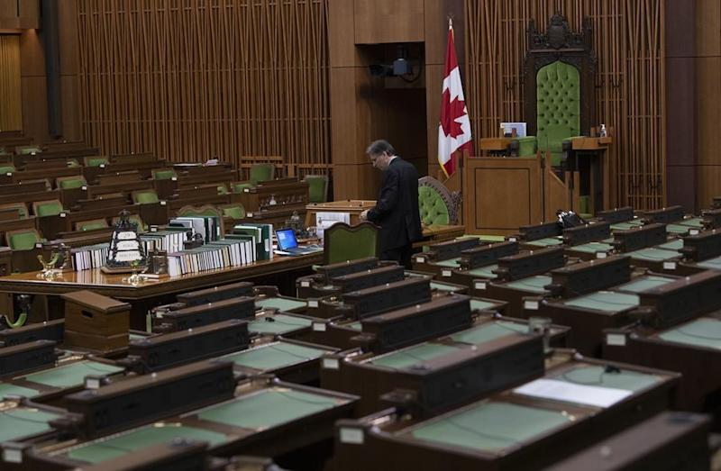 Technology, representation butt heads amid debate over resuming Parliament