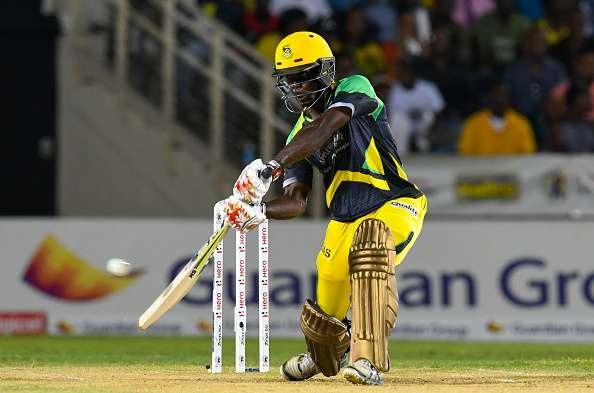 <p>August 21 (CRICKETNMORE) - Guyana Amazon Warriors beat Barbados Tridents by 4 wickets in match no.18 of CPL 2017 on Monday. Put into bat first, Tridents post 159/4 in 20 Overs. Amazon Warriors acheived the target in 20th over with 5 balls remaining.</p>