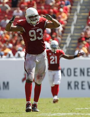 Calais Campbell (93) (USA Today Sports Images)