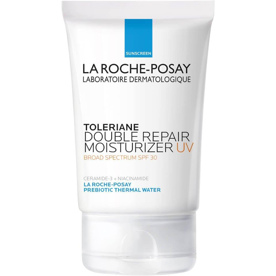 <p>This paraben-free <span>La Roche-Posay Repairing Moisturizer</span> ($20) is a great everyday product because it contains SPF 30. This UV-protectant moisturizer is infused with the brand's signature prebiotic thermal water, which helps to restore skin's natural texture and lock in moisture. </p>