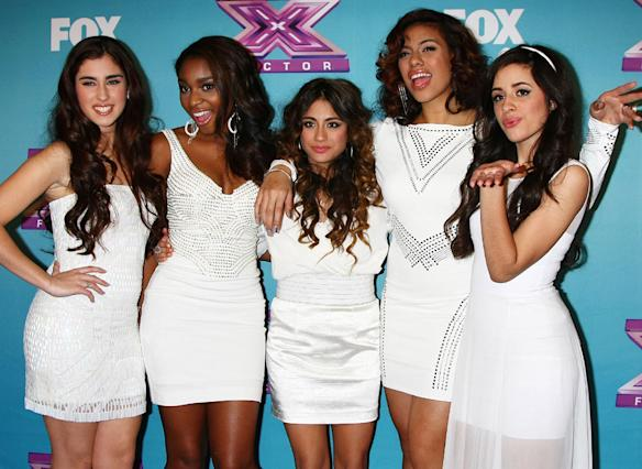 Simon Cowell Officially Sings Fifth Harmony To Record Label After Teasing Fans On Twitter