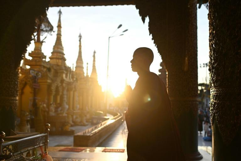 Myanmar's Buddhist monkhood led an earlier struggle against military rule but is split on the coup that ended the country's nascent democracy in February