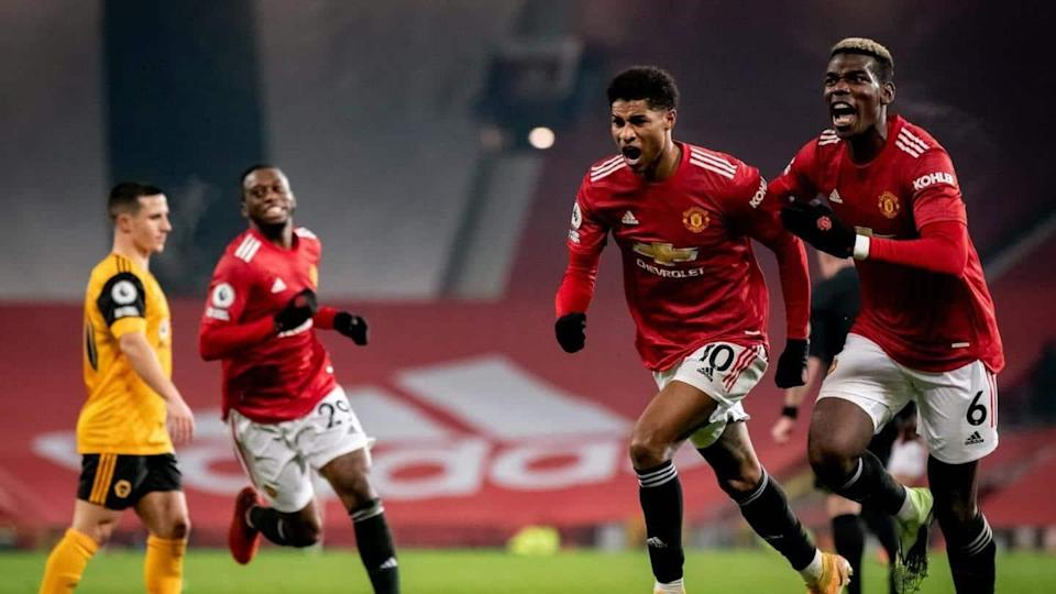 Premier League 2020-21: A look at Marcus Rashford in numbers