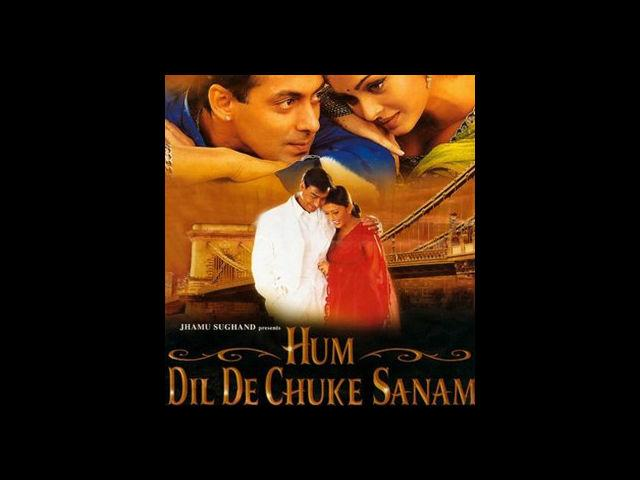 "<b>6. Hum Dil De Chuke Sanam</b><br>In the film Hum Dil De Chuke Sanam, when Nandini (Aishwarya Rai) comes for bidding the final farewell to her paramour Sameer (Salman Khan) to unite with her husband. The bereaved Sameer utters the below dialogue, as he is overwhelmed with the pain of estrangement.<br><br>""Agle saat janmo tak tum vanraj ki ho, lekin athve janam me tum meri hogi and that time no vanraj vanraj plz, aur nandu tum mujhe is tarah mat dekho kyunki tumhe mujhse phir se pyaar ho jaega..."""