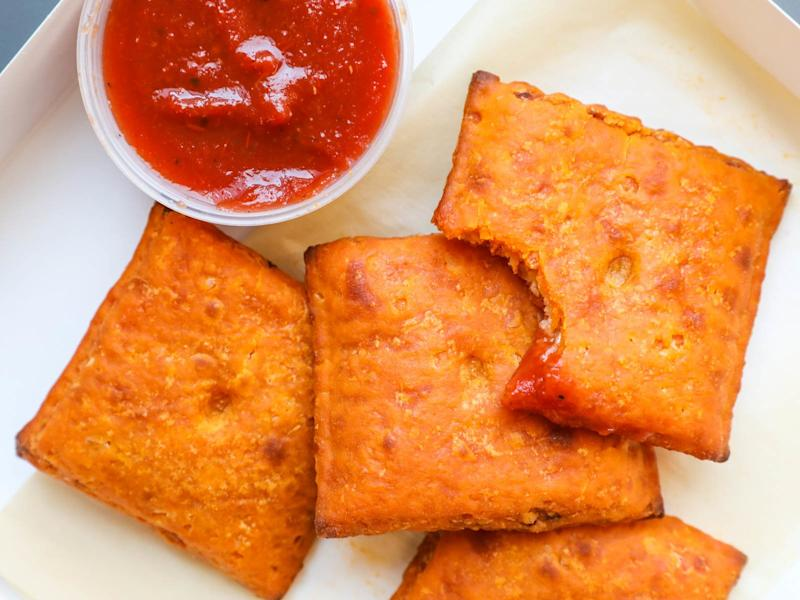 Pizza Hut And Cheez It Created The Ultimate Salty Snack Mash Up