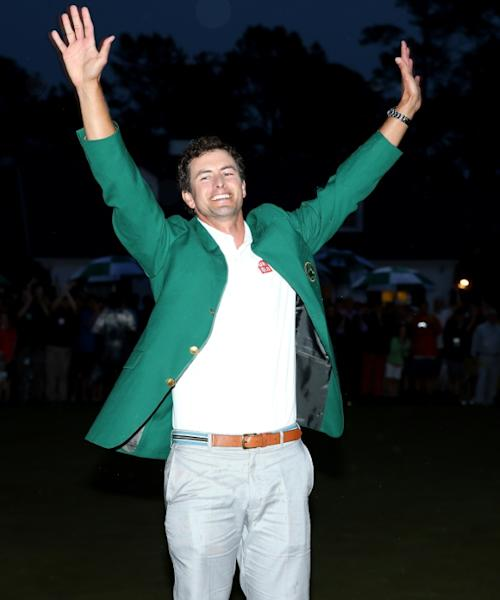 Adam Scott became the first Australian to win the coveted Masters green jacket in 2013