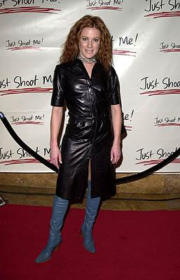 Elisa Donovan at the LA celebration of the 100th episode of Just Shoot Me - 3/5/2001 Just Shoot Me