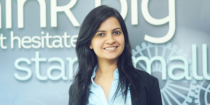 An alumnus of Carnegie Mellon University, Manisha Raisinghani  co-founded logistics-tech startup Loginext in 2014, at the age of 28.