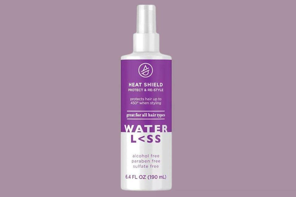 Waterless Heat Shield Protect & Restyle Heat Protectant