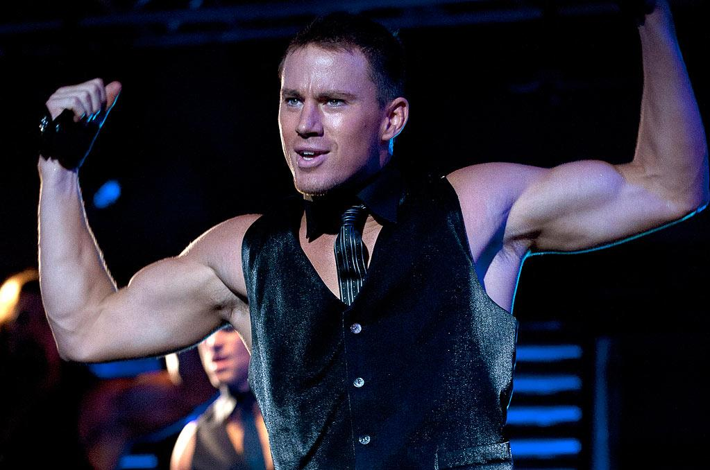 "<b>The Family That Strips Together...</b><br>It's well known that ""Magic Mike"" is loosely based on <a href=""http://movies.yahoo.com/person/channing-tatum/"">Tatum</a>'s real-life experiences as a male stripper, but the uncomfortable circumstances behind his first night on the pole aren't nearly as glorified. Tatum's sister and her six friends showed up to ""support"" the 19-year-old, so much so that they sat smack dab in the front row. Which is awkward enough, but when Tatum had to dress up as a Boy Scout and sing ""Camp Granada,"" that's when things got really embarrassing. Thankfully though, Tatum's sister had the good taste not to watch his dances."