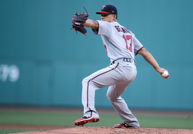 The Twins hit the jackpot with young ace Jose Berrios (AP)