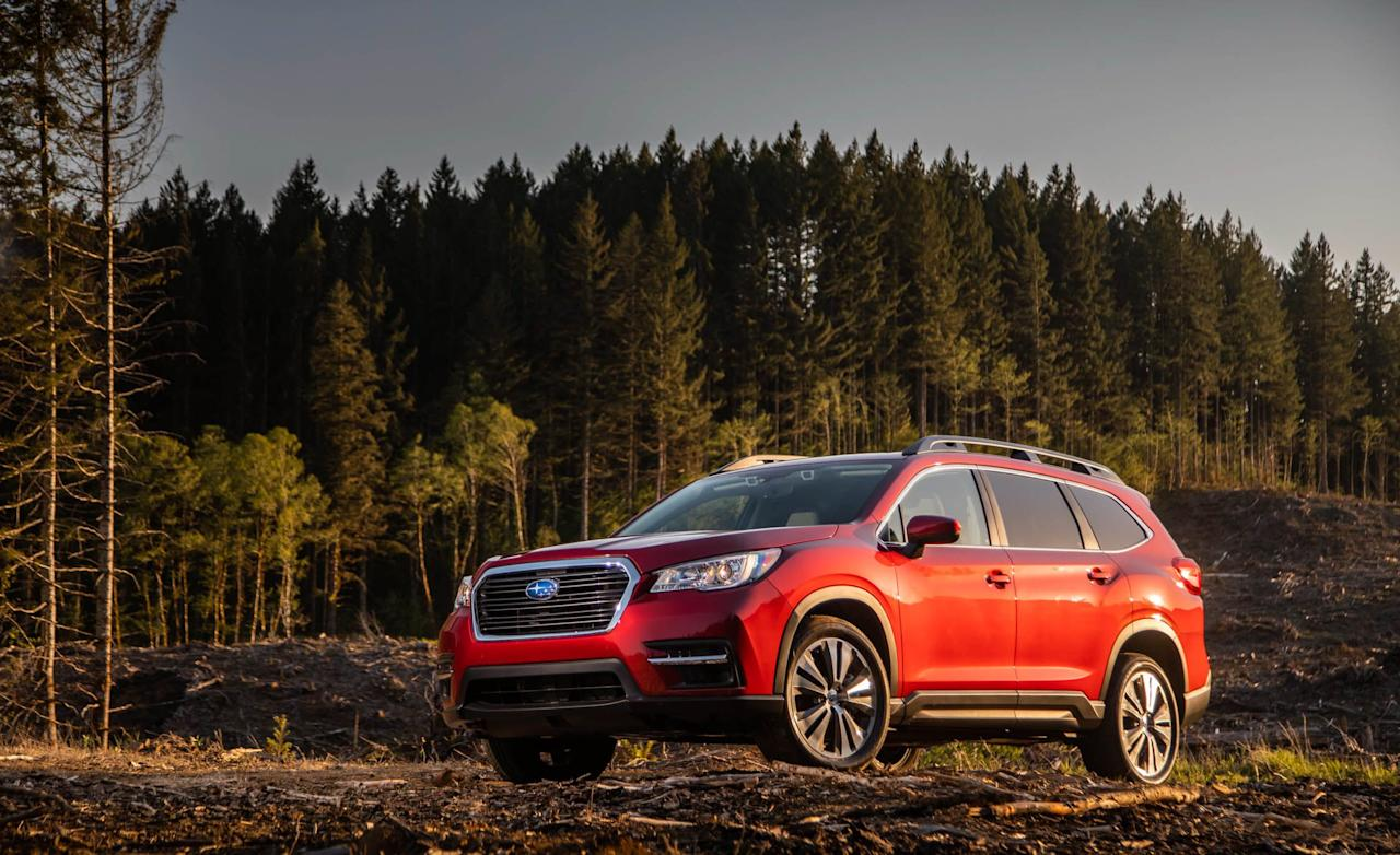 Car And Driver Best Suv: The Best Family SUVs
