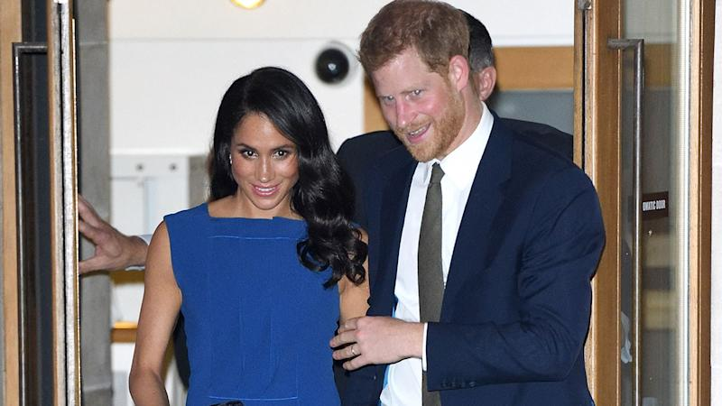 Meghan Markle and Prince Harry Share Details of Their First Royal Tour